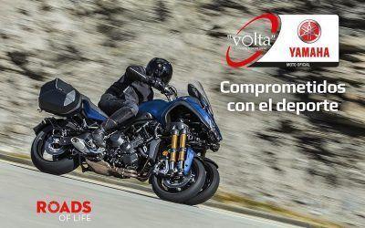 YAMAHA NIKEN GT, MOTO OFICIAL DE LA VOLTA CICLISTA A CATALUNYA