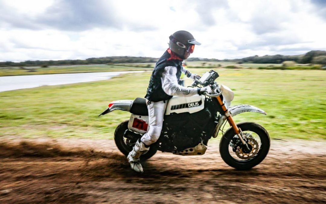 Yamaha and Deus Collaboration Reveals The Swank Rally 700