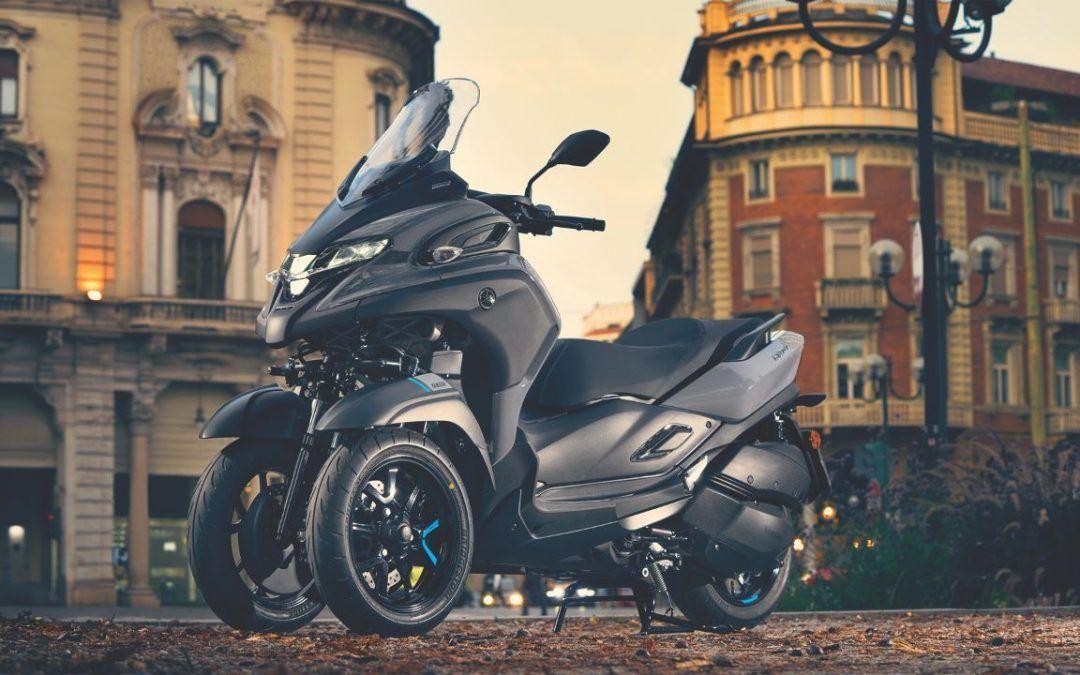 2020 Nueva Yamaha Tricity 300