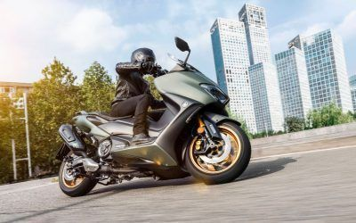 Nuevo Yamaha TMAX 560