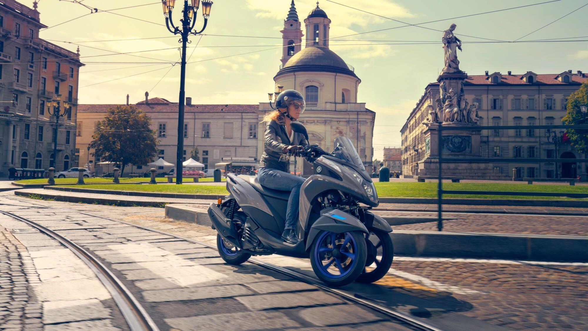 2020 Yamaha Tricity 125