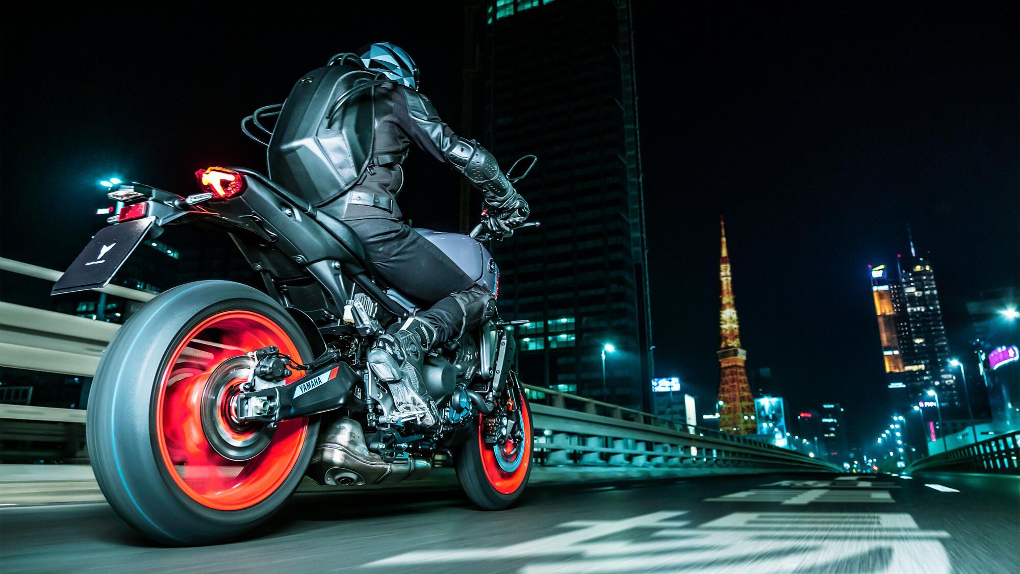 Nueva 2021-Yamaha-MT09