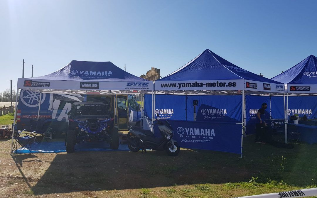 YXZ 1000R Cup Yamaha