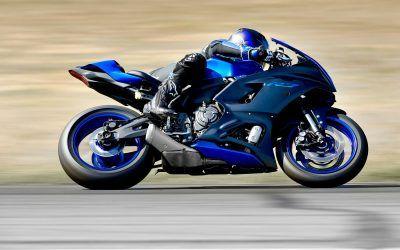 Nueva Yamaha R7 2022